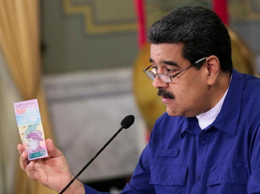 Inflasi Venezuela Bisa 1.000.000% Tahun Ini