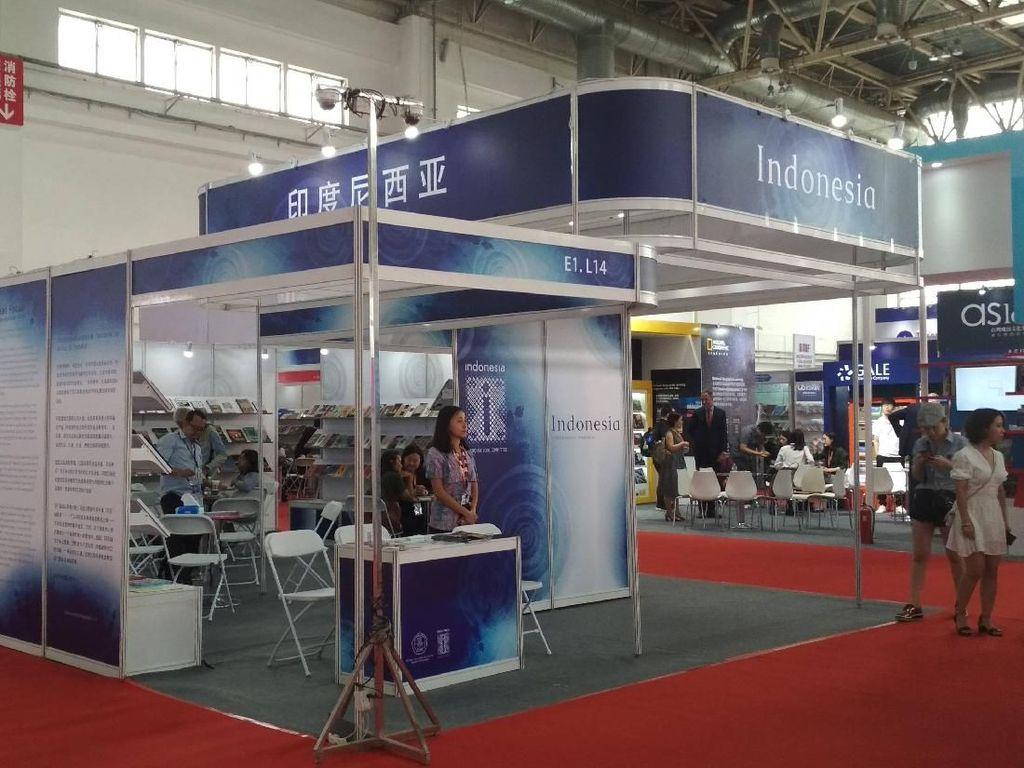 300 Judul Buku Diboyong ke Beijing International Book Fair 2018