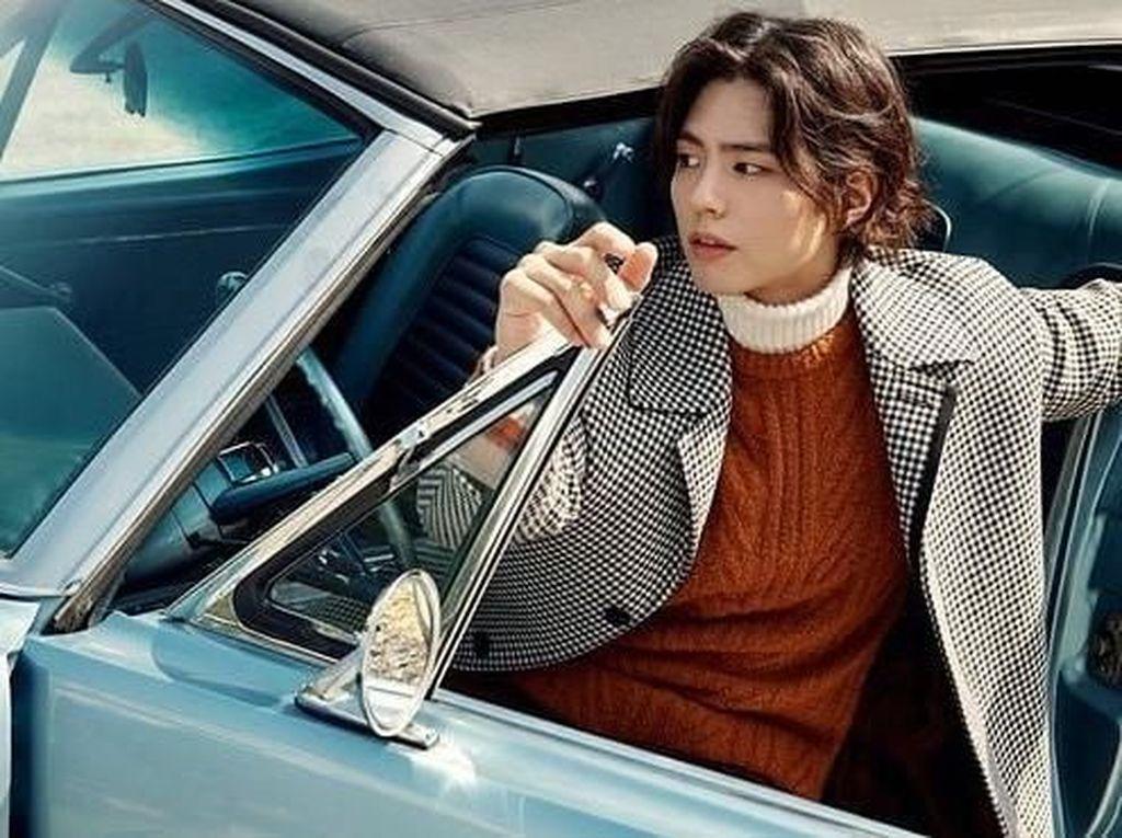 Hore! Park Bo Gum akan Main Film Bareng Gong Yoo