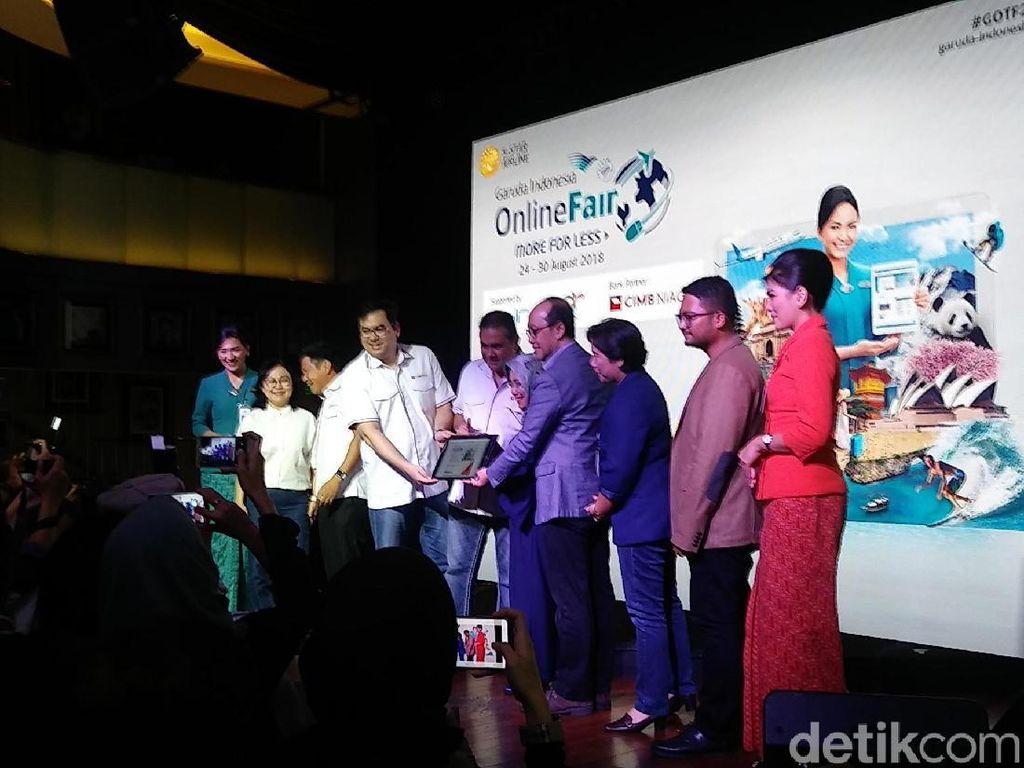 Garuda Online Travel Fair Phase 2 Hadir Lagi, Diskon Sampai 75%