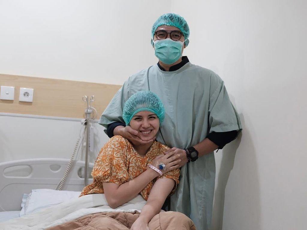 Program Bayi Tabung Berhasil, Tya Ariestya Hamil Anak Kedua