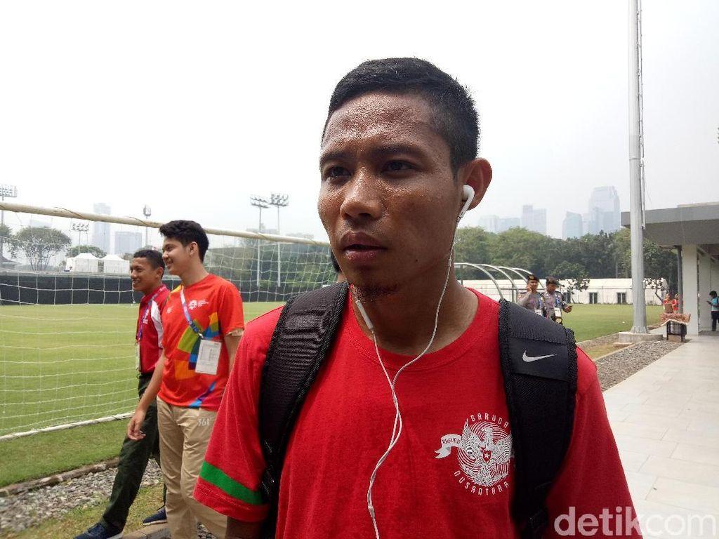 Indonesia vs UEA, Evan Dimas: Jangan Terprovokasi, Kontrol Diri