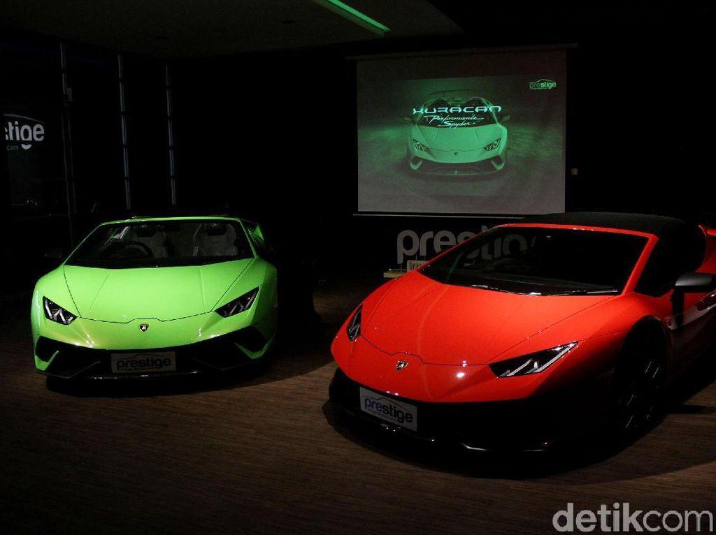 Ini Kisaran Harga Mobil Lamborghini Setelah Ada Tarif Pajak Baru