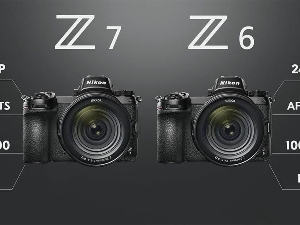 Nikon Tak Takut Hadapi Kamera Smartphone yang Makin Gahar