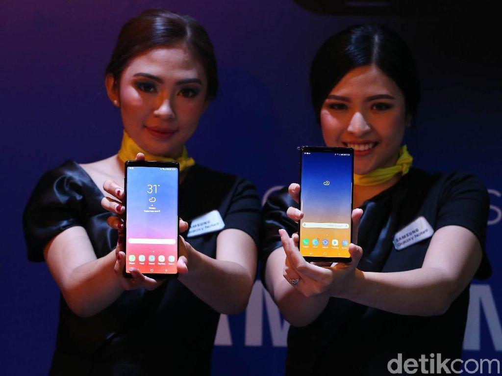Peluncuran Galaxy Note 9 di Indonesia