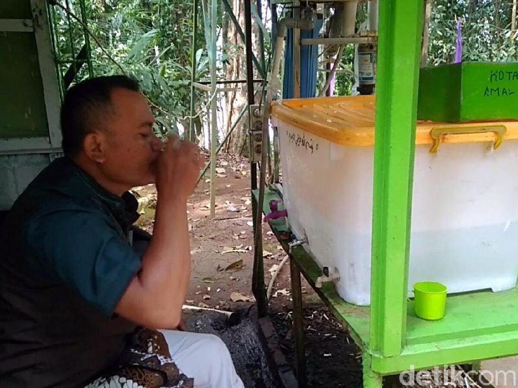 Wisata Akhir Pekan ke Ciamis, Bisa Minum Air Zam-zam