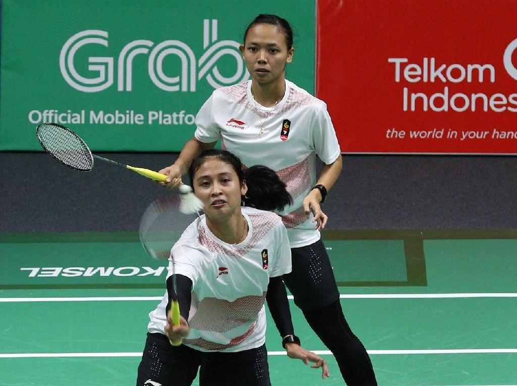 Tiga Ganda Juga Lolos ke Babak Kedua Bulutangkis Asian Games