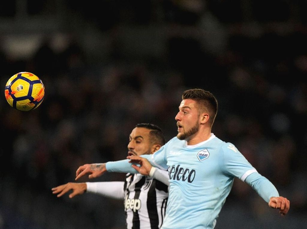 Panas Pekan Kedua Liga Italia: Juventus vs Lazio, Napoli vs Milan
