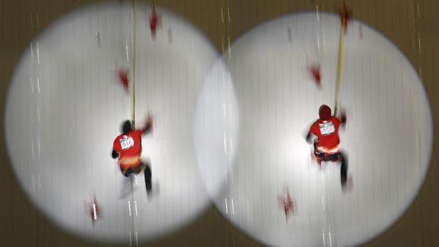 Aries Susanti dan Puji Lestari akan berjuang untuk kembali mendapatkan medali bagi Indonesia.