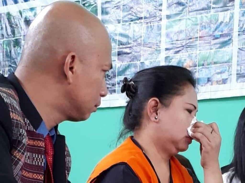Meiliana Banding dan Dukungan Ribuan Netizen Tolak 18 Bulan Bui