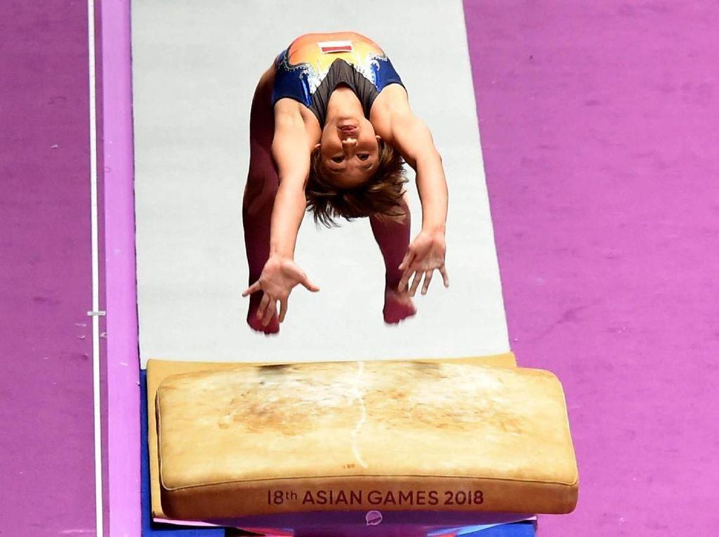 Persani Godok Satu Pesenam ke Olimpiade 2020