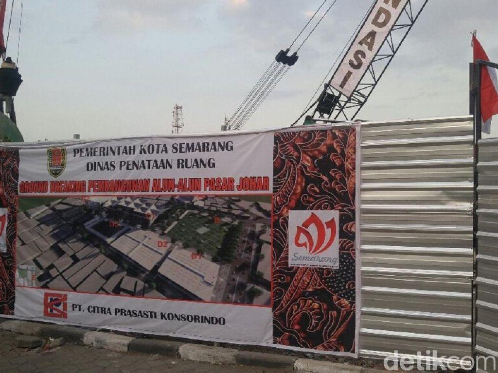 Ternyata Alun-alun Kota Semarang Itu Bukan Simpang Lima