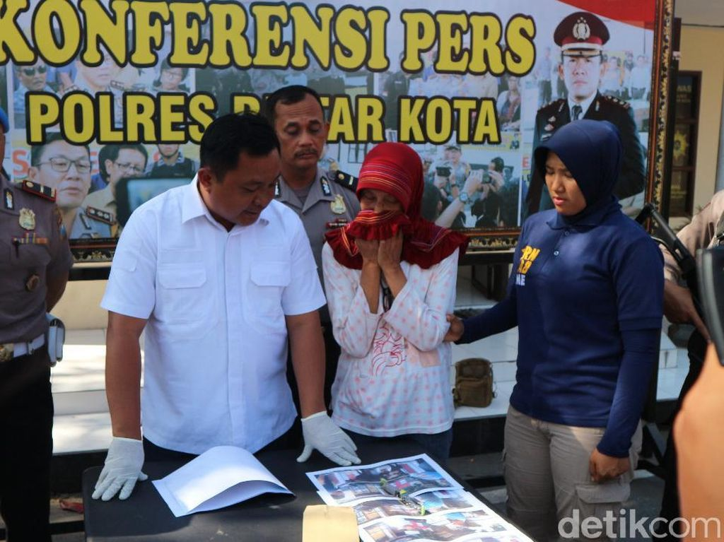 Tilap Uang Kurban, Emak-emak di Tulungagung Diamankan Polisi