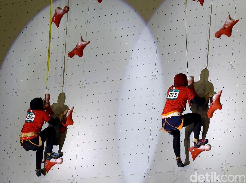 4 Manfaat Olahraga Panjat Dinding untuk Kesehatan