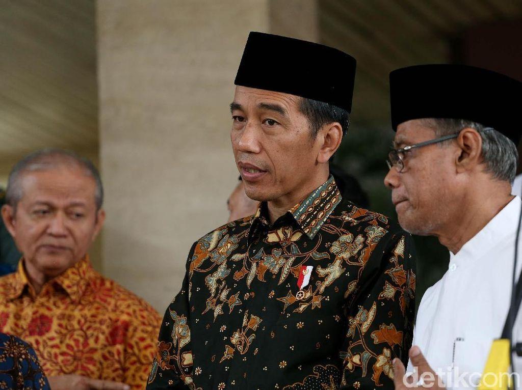 Gerindra dan PKS Kritik Pertumbuhan Ekonomi Jauh dari Janji Jokowi 7%