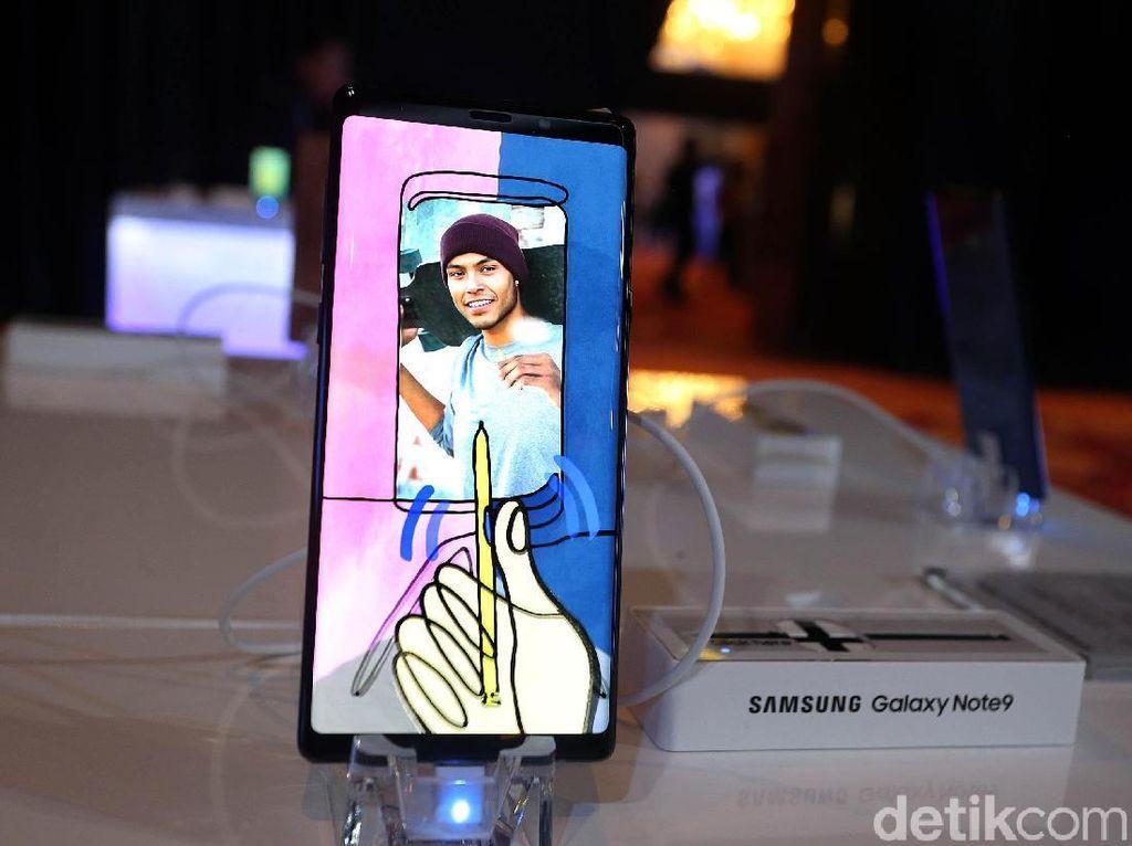 Samsung: Galaxy Note 9 Dibuat untuk Milenial Tua
