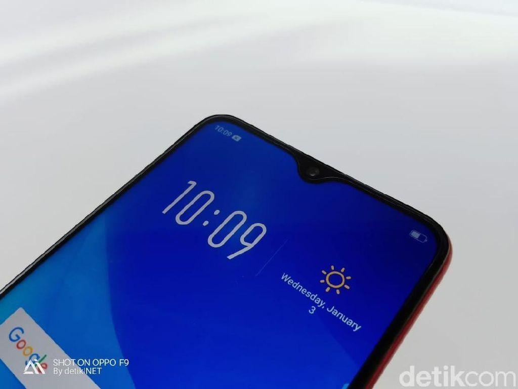 Ramai Notch Tetesan Air, Bakal Jadi Tren Smartphone?