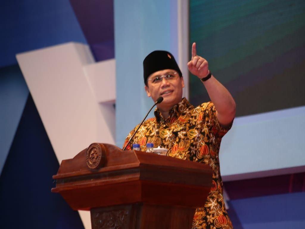 2 Stafsus Presiden Mundur, Pimpinan MPR: Ada Pelajaran Berharga