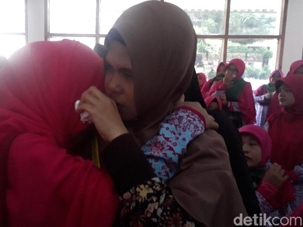 Respons Istri Ustaz Prawoto soal Pelaku Divonis 7 Tahun Bui
