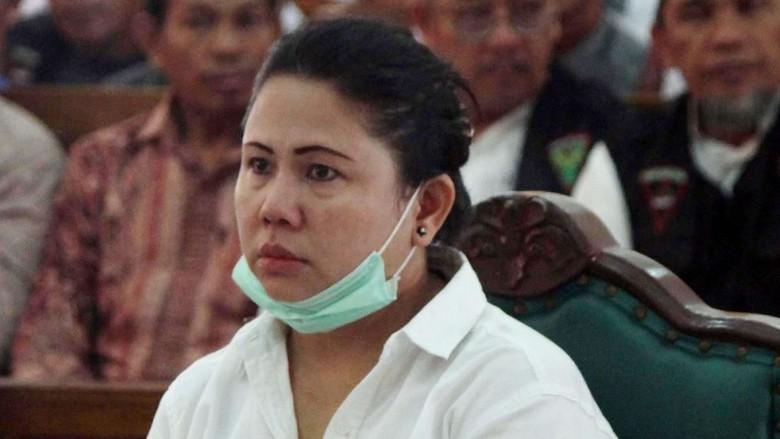Tok! MA Tetap Hukum Meliana Pengkritik Volume Azan 18 Bulan Penjara