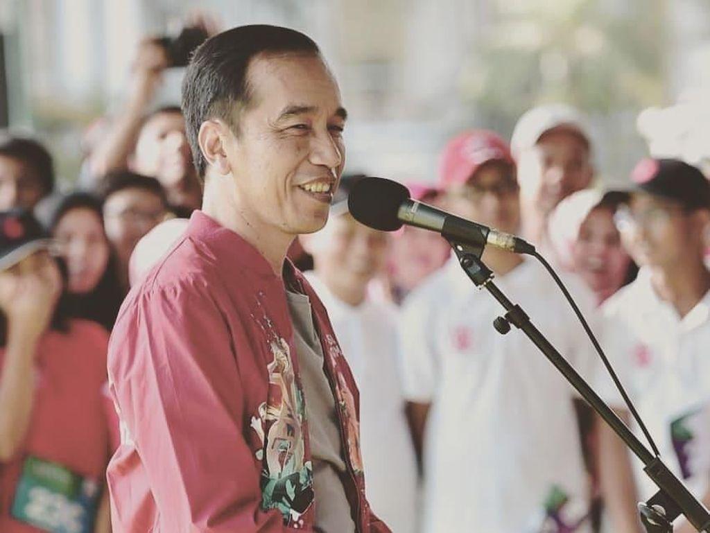 Jokowi: Dulu Main Game Dimarahi, Sekarang Hasilkan Uang
