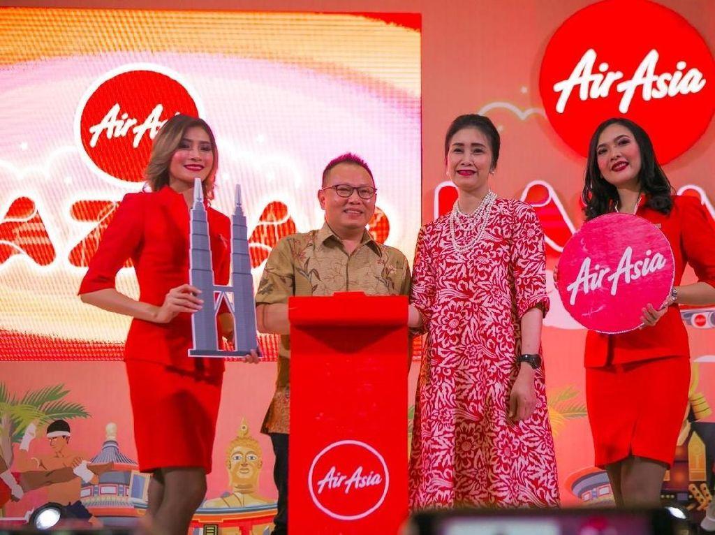 Pameran ini Gelar Tiket Promo AirAsia ke Negara ASEAN