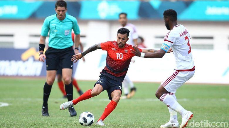 Indonesia vs UEA Imbang 2-2, Laga Lanjut ke Extra Time