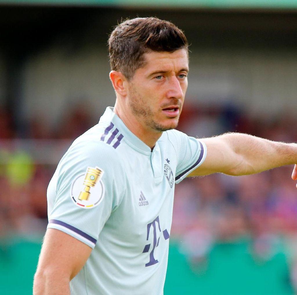 Kovac Pahami Luapan Kekecewaan Lewandowski