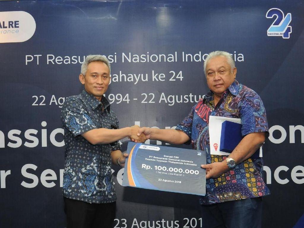 Peduli Yayasan Thalasemia Indonesia