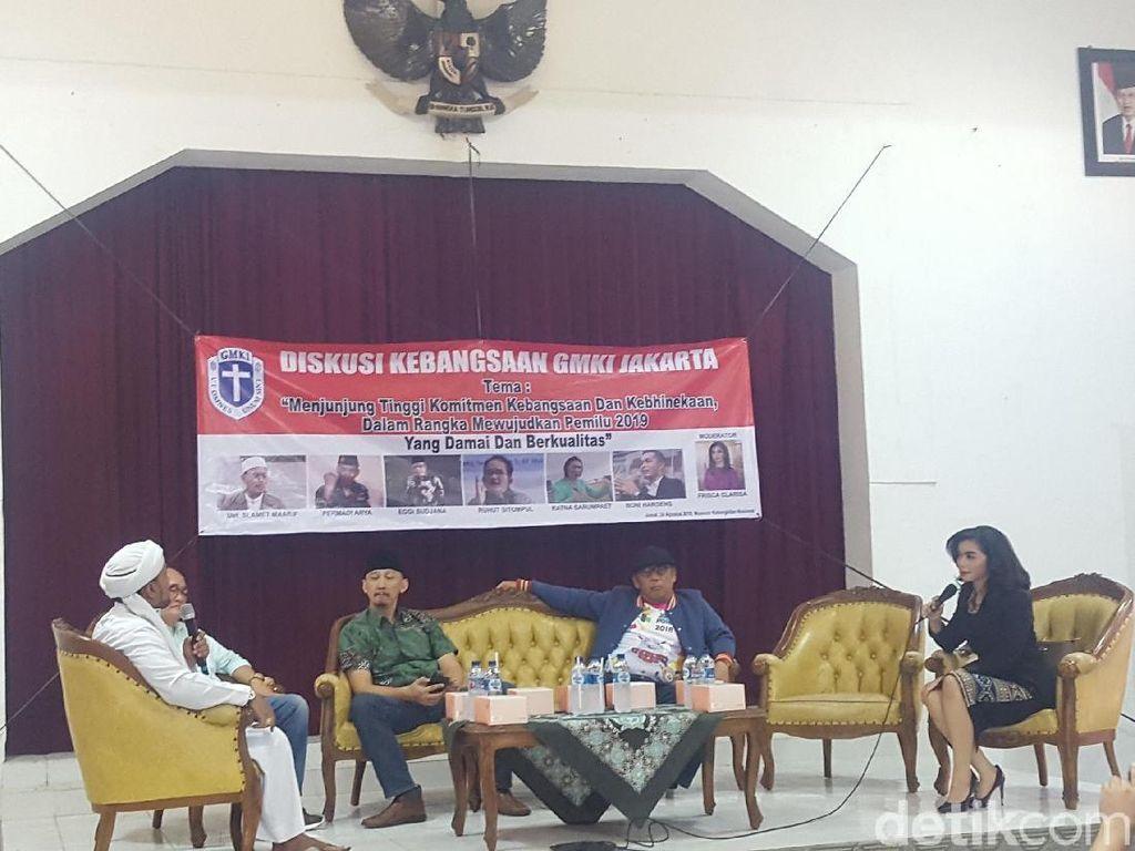 PA 212 Ungkit Fatwa Tak Pilih Pemimpin Bohong, Ini Kata Kubu Jokowi