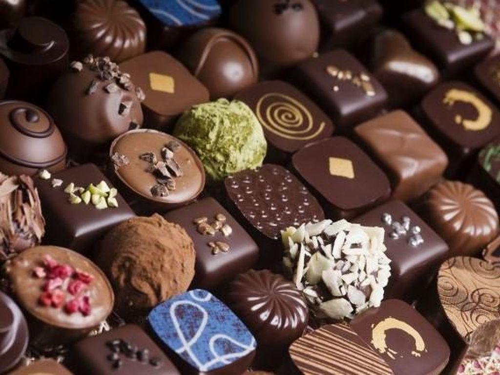 Festival Cokelat Ini Akan Hadirkan Patung hingga Fondue Cokelat Mengagumkan