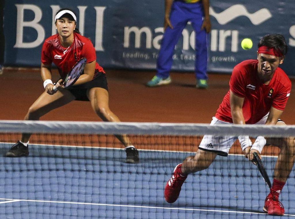 Tinggalkan GBK, Tenis Geber Pelatnas di Pejompongan
