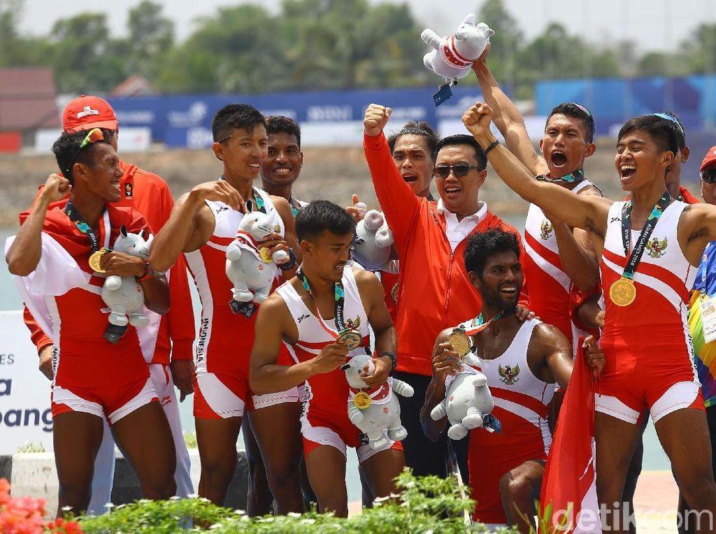 Muhad Yakin Dari Wakatobi Kuasai Rowing Asia