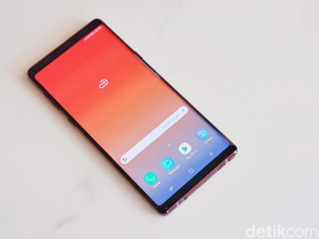 Masih Lirik Samsung Galaxy Note 9? Ini Harga dan Spesifikasinya