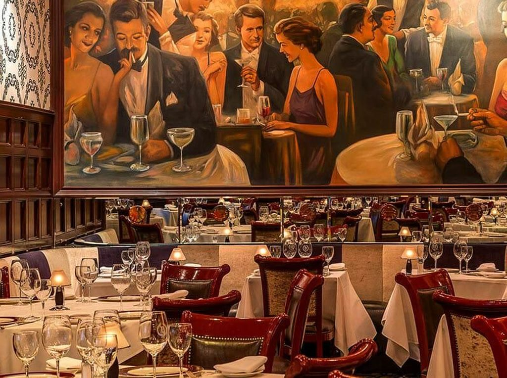 Mengintip Delmonico, Resto Fine Dining Tertua yang Legendaris di Amerika