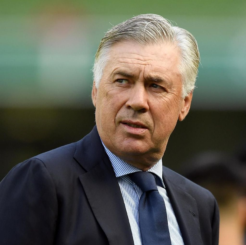 Ancelotti: Madrid Tanpa Ronaldo, Liga Champions Lebih Seimbang