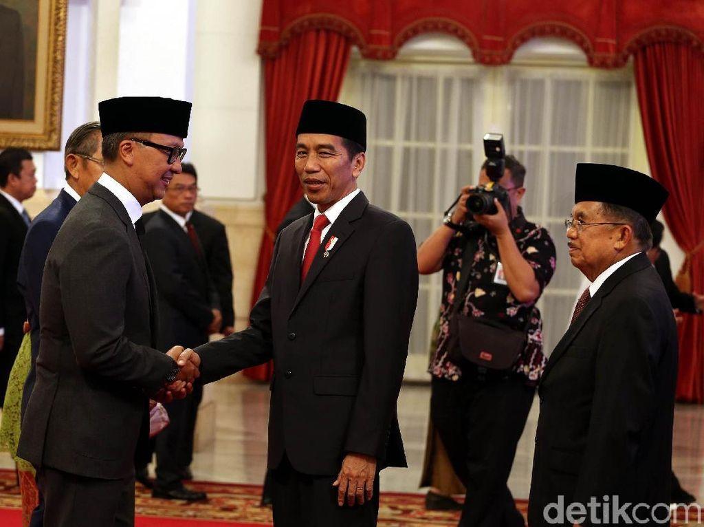 Pengamat: Agus Gumiwang Dipilih demi Elektoral Jokowi di Jabar