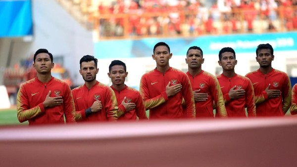 Babak Pertama, Indonesia Tertinggal 0-1 dari UEA