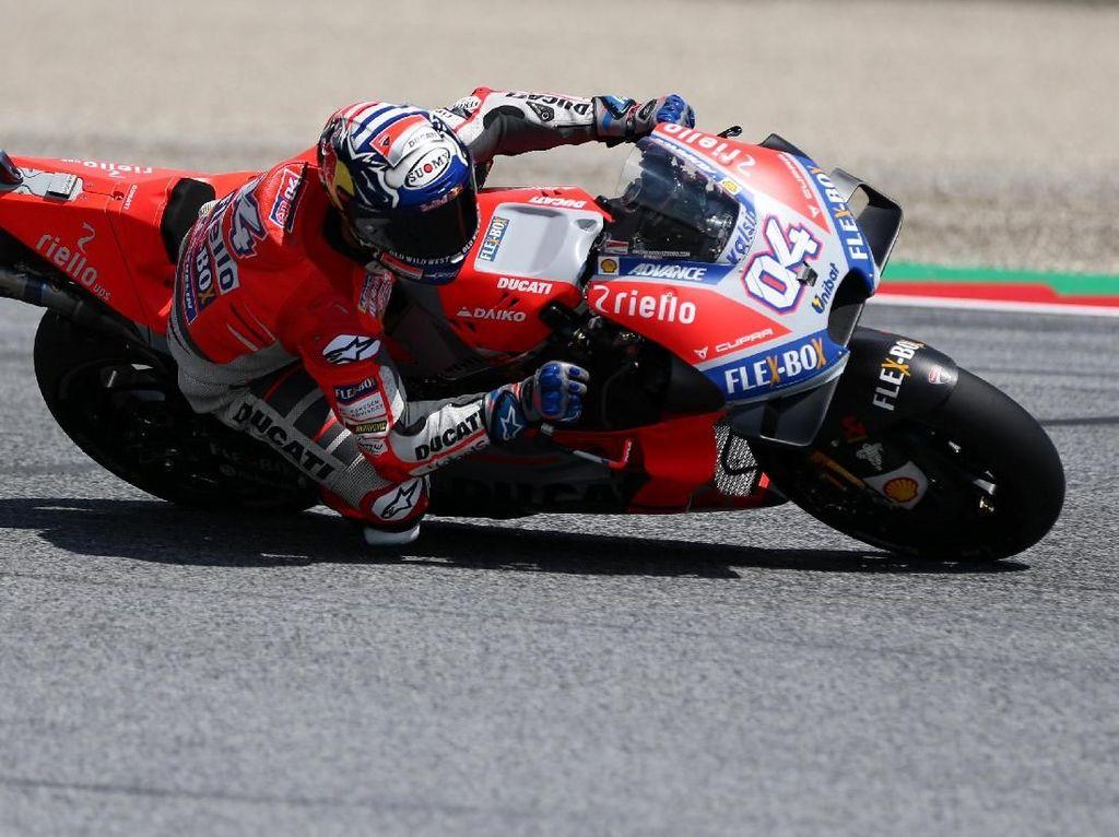 Dovizioso: Ada Empat-Lima Pebalap Cepat di MotoGP San Marino