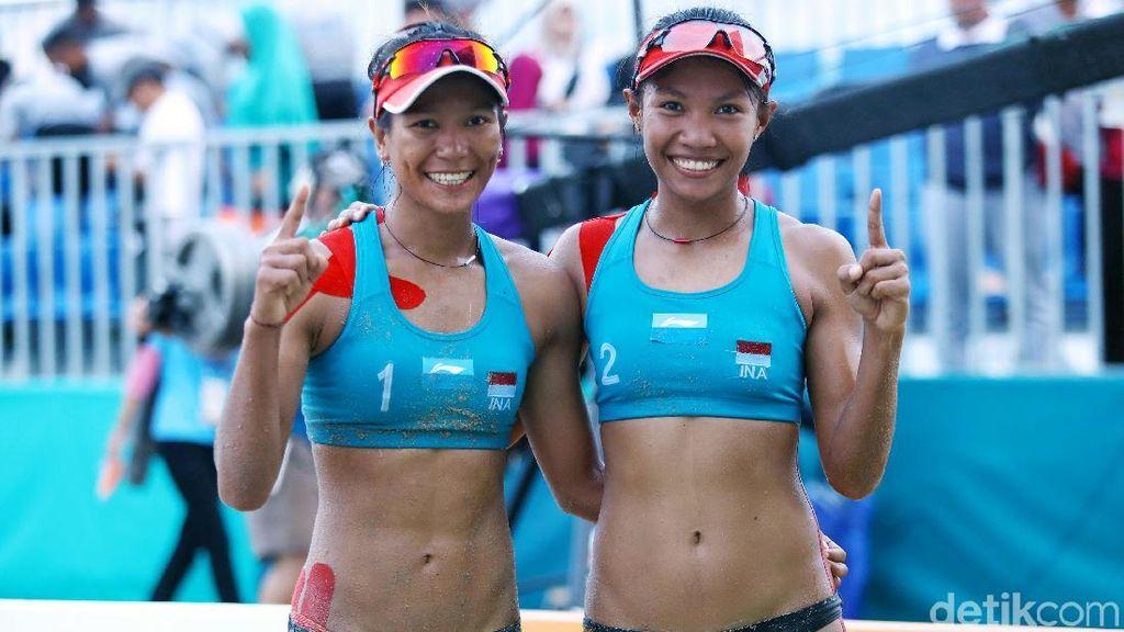 Voli Pantai Indonesia Melesat ke Perempatfinal