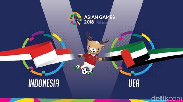 Live Report: Indonesia vs UEA