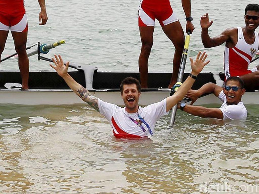 Ada Pelatih asal Belanda di Balik Sukses Tim Dayung Indonesia