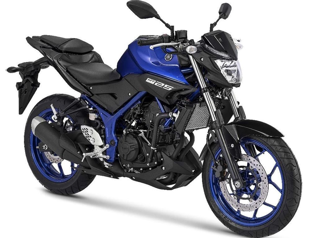 7 Fakta Yamaha MT-25, Motor Penguasa Jalanan