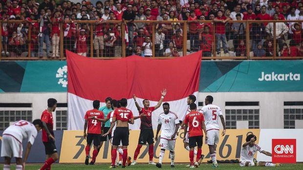Timnas Indonesia akan menjalani pertandingan di turnamen Piala AFF 2018.