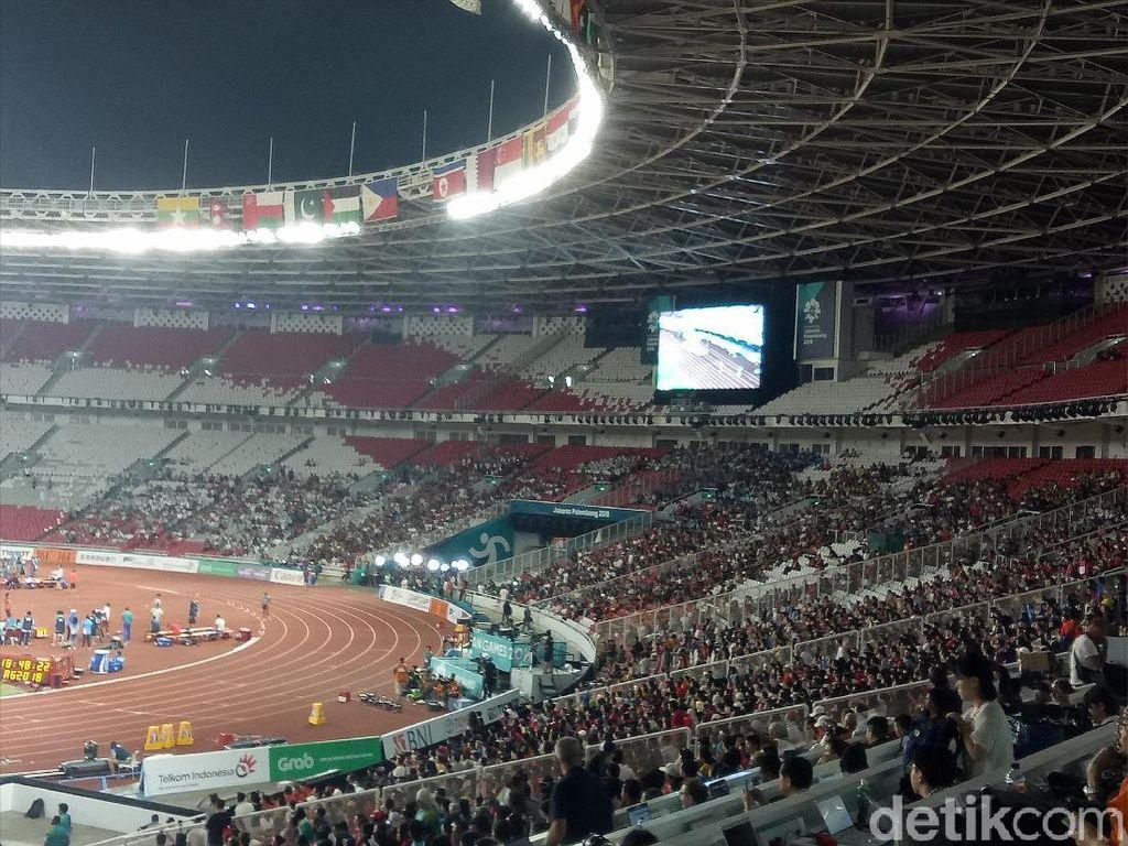 GBK Jadi Kandang Timnas di Pra Piala Dunia 2022