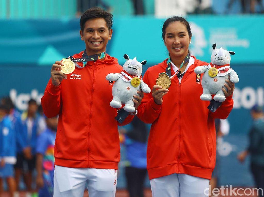 Ingin Duet Bareng Christo di SEA Games 2019, Aldila Targetkan Emas