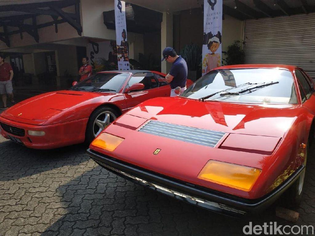 Waduh, Biaya Restorasi Mobil Ferrari Klasik Bikin Jantungan