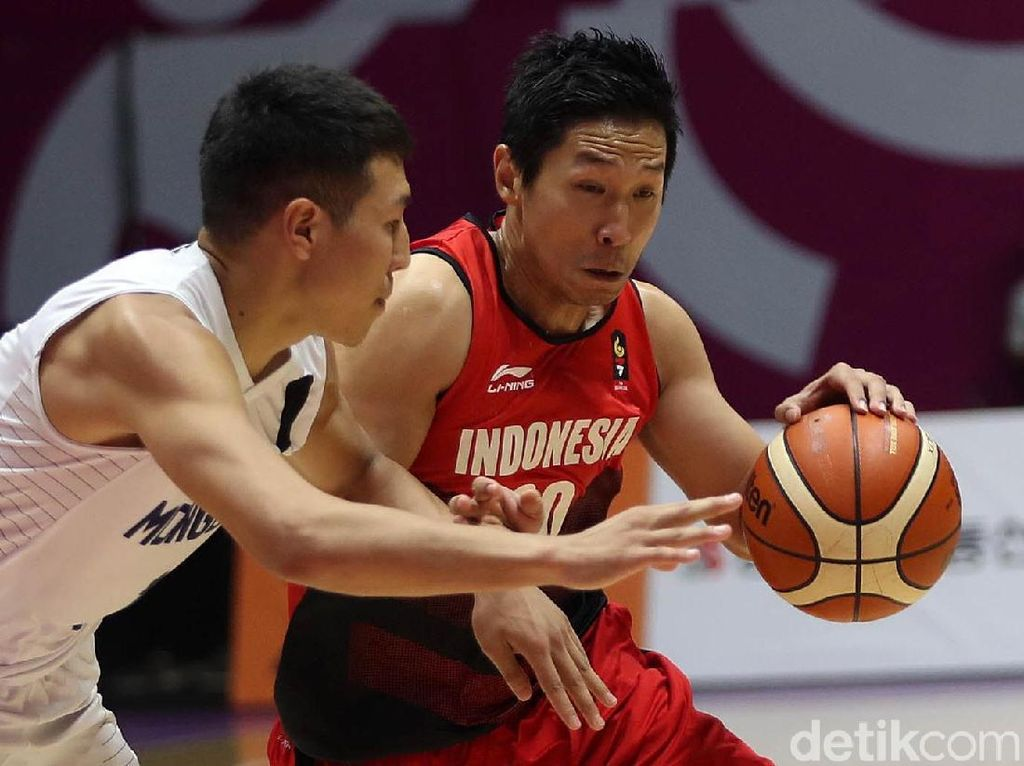 Basket Putra Indonesia Kalah dari Jepang, Sandi Tetap Salut