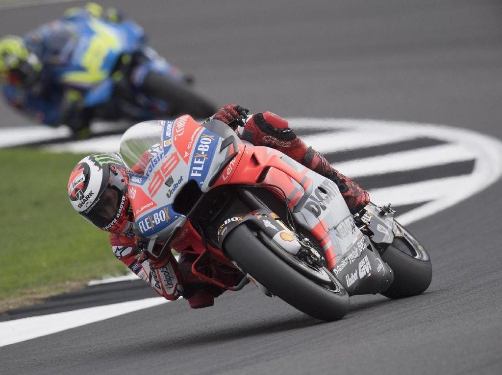 Tonton di Sini: Live Streaming MotoGP Inggris