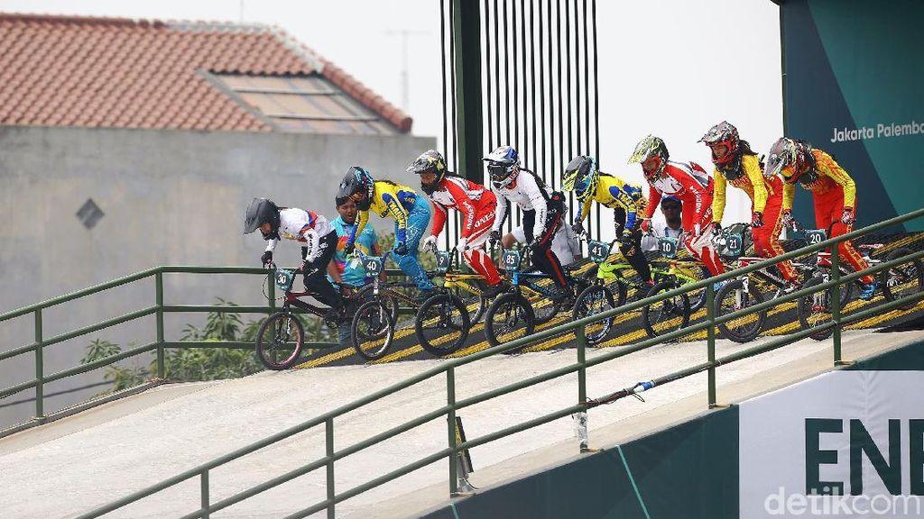 Demi Tempat di Olimpiade 2020, BMX Rencanakan TC di Eropa